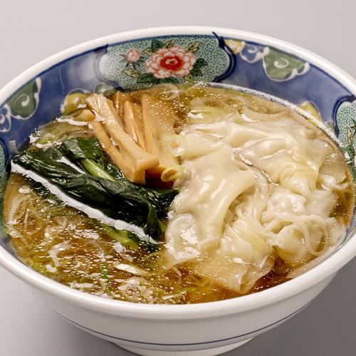 ワンタン麺のレシピ | ラーメン...